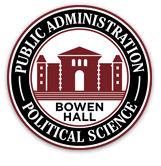 Political Science and Public Administration at MSU Seal